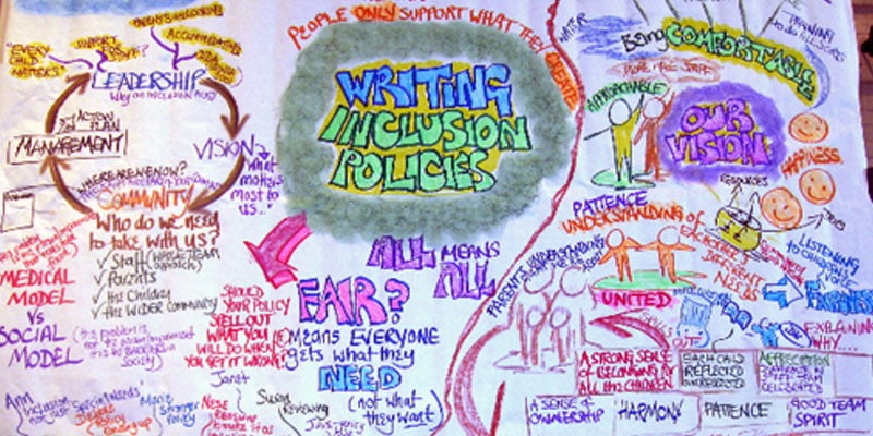 Writing Inclusion Policies