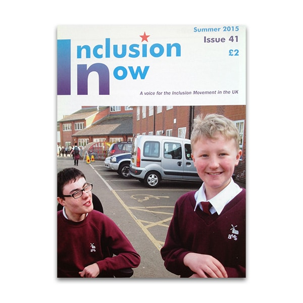 Inclusion Now Magazine