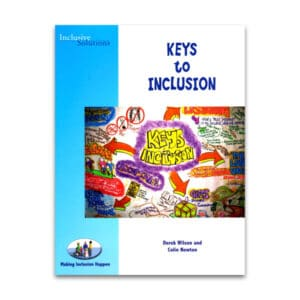 This is a book about inclusion - a much used and misunderstood word. Inclusion has been a commonplace jargon word in the world of education.