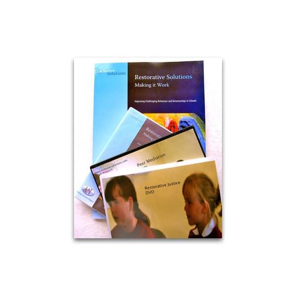Restoration and Mediation Pack