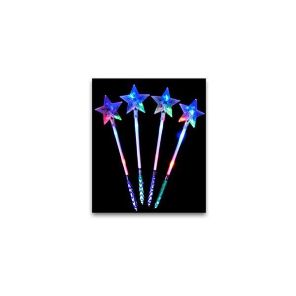 Set of 4 flashing Listening Sticks