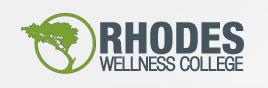 Rhodes Wellness College Logo