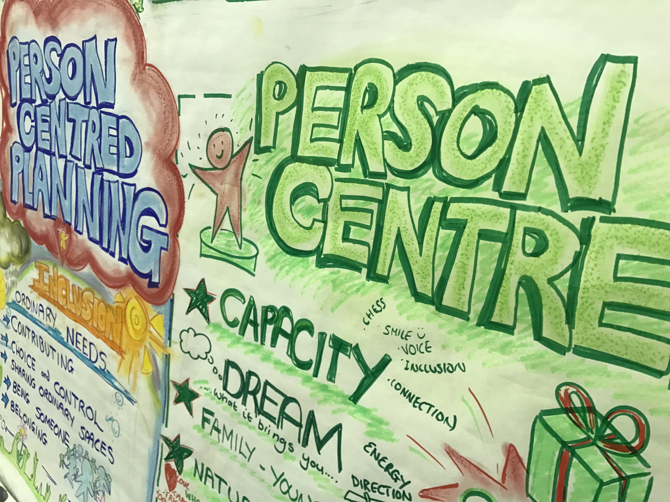 Leicestershire Person Centred Planning Training